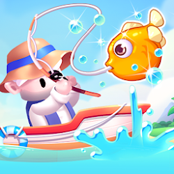 Fantastic Fishing v1.0.2 MOD APK Unlimited Money For Android
