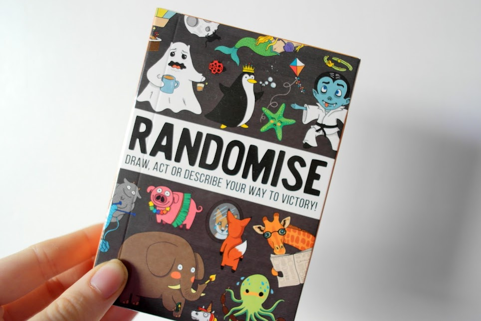 randomise game review