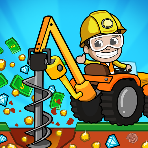 Game Idle Miner Tycoon v3.56.0 Mod