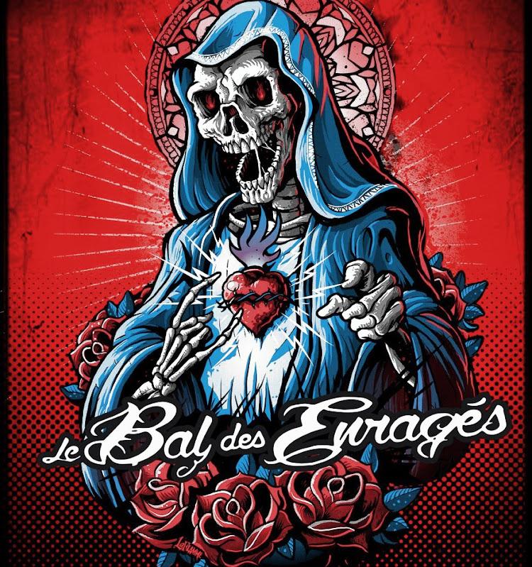 Le Bal des Enragés_logo