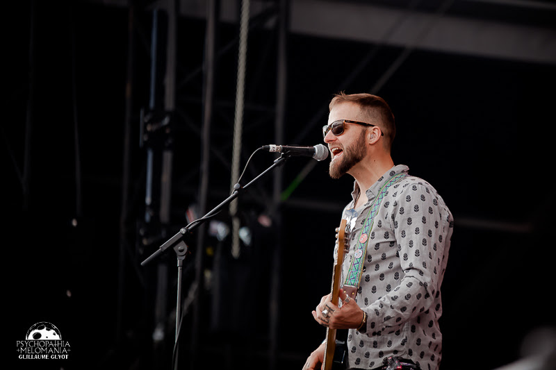 Highly Suspect @Main Square Festival 2017, Arras 02/07/2017