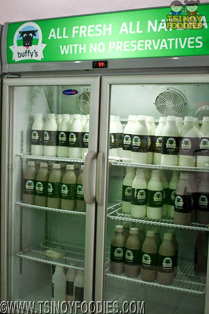 buffys buffalo milk