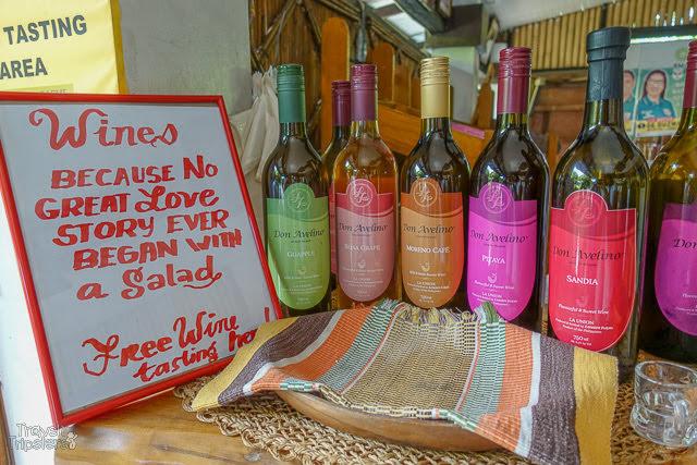la union wines