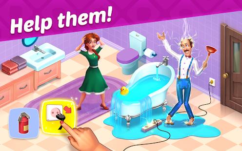 Download Homescapes MOD Apk Gameplay Screenshots 3