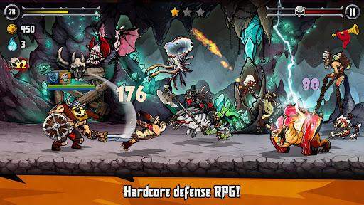 Bravium Hero Defense RPG Hack Full Tiền Vàng Cho Android