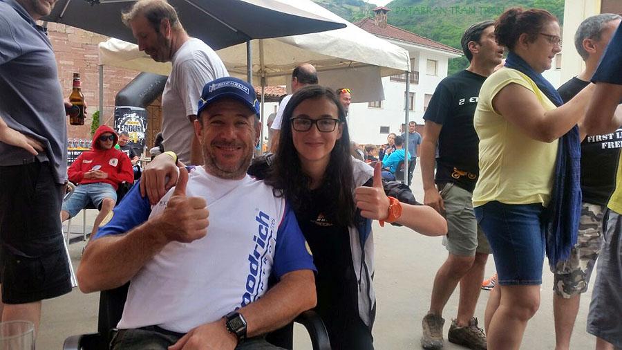Copa TT Tineo Tuña 2015: Enduro con la Beta RR 300