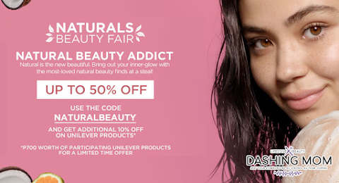 Lazada Celebrating Natural Beauty with the Naturals Beauty Fair