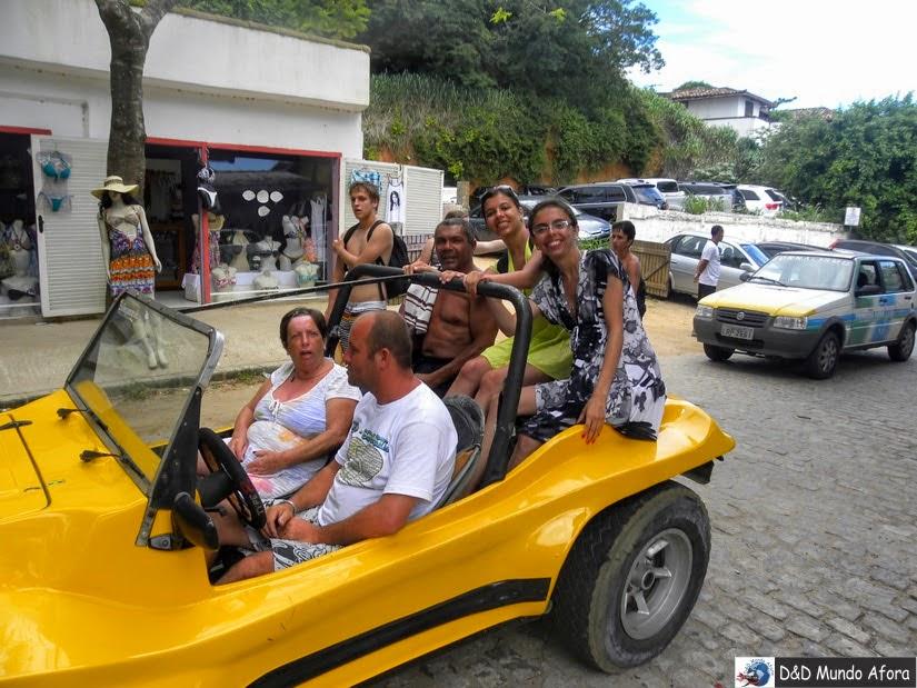 Passeio de buggy em Búzios RJ