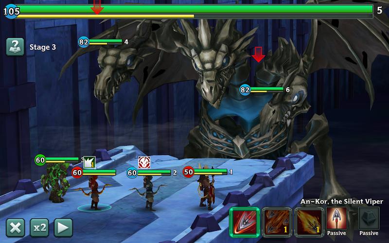 Alliance: Heroes of the Spire Screenshot 05