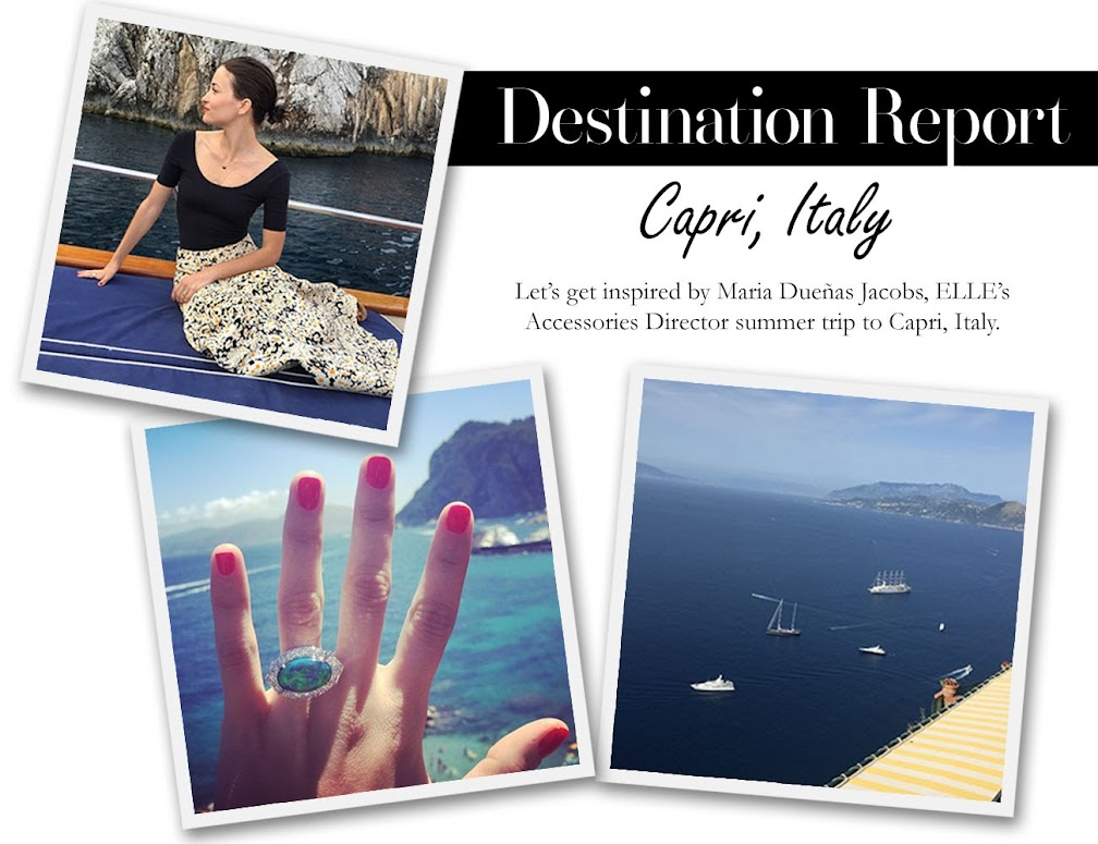 Destination Report: Capri, Italy