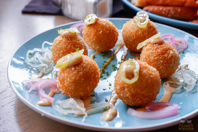 sisig croquette