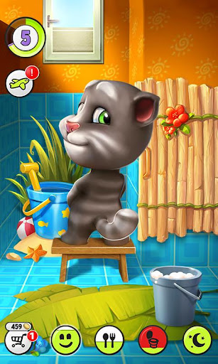 Game My Talking Tom Hack Cho Android