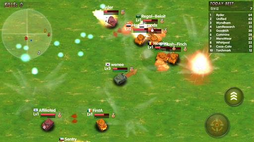 Clash Tank Hack Full Tiền Vàng Cho Android