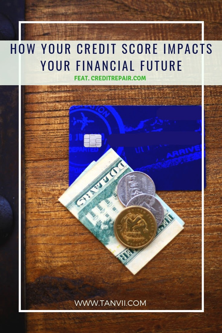 Your Credit Score Impacts Financial Future