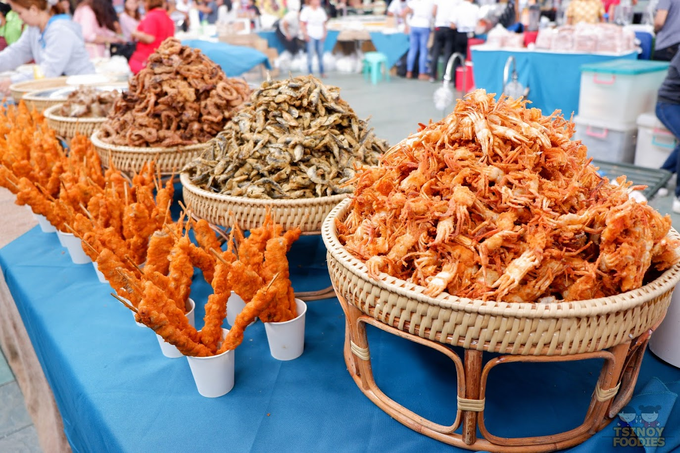 pinoy street food