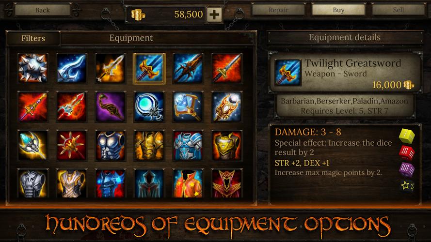 Arcane Quest 3 Screenshot 04