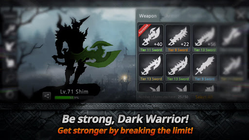 Dark Sword Hack Cho Android