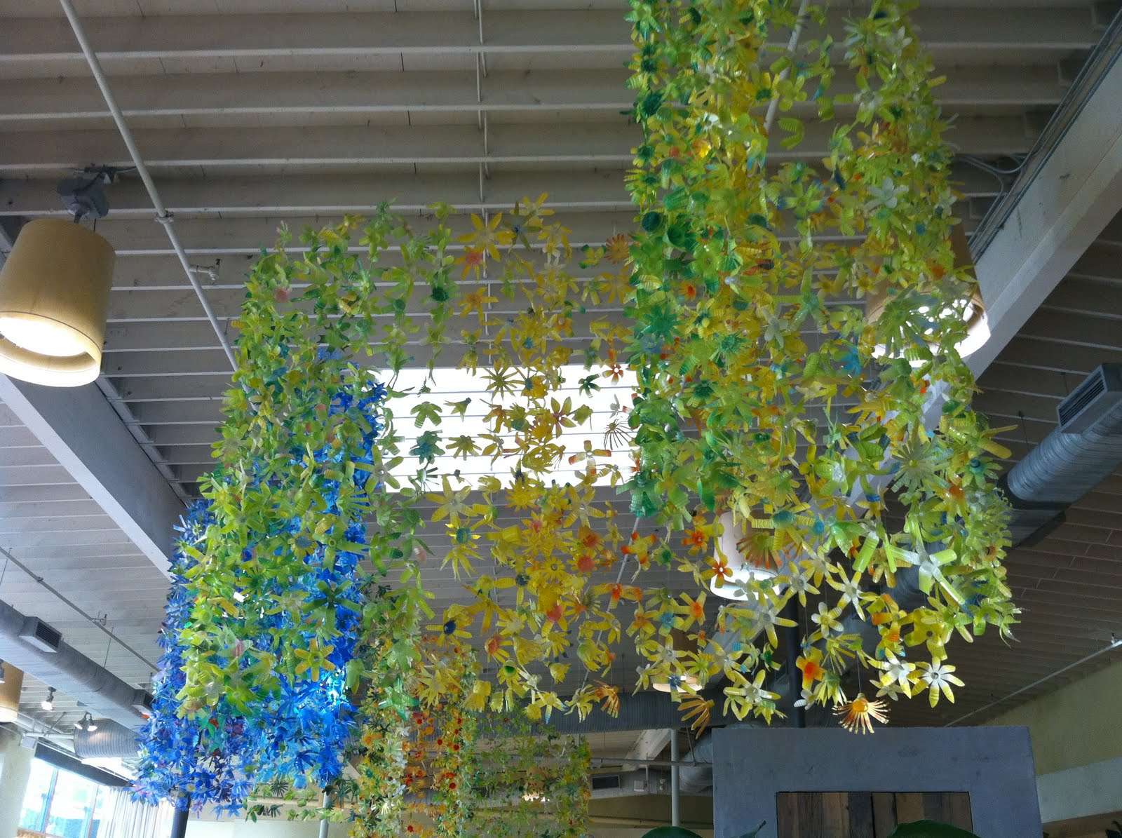 Parkside Recycled Plastic Water Bottles Make Amazing