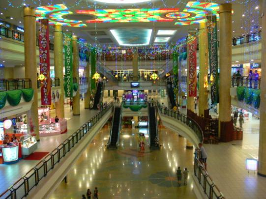 Ultimate Paradise Of Borneo Shopping Complex In Brunei