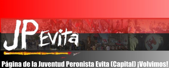 Juventud Peronista Evita Capital