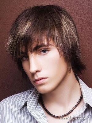 Moddy Hair Pictures Razor Cut Hair For Men