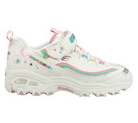 luto repentinamente Prisionero de guerra  Girls Casual Shoes: Girls Hot Lights Angelics SKECHERS Shoe