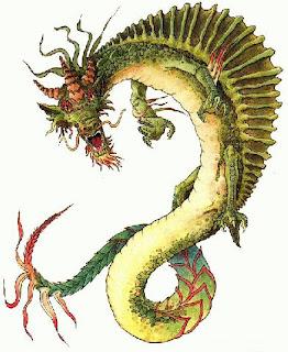 Krisyantospell The Dragon Naga