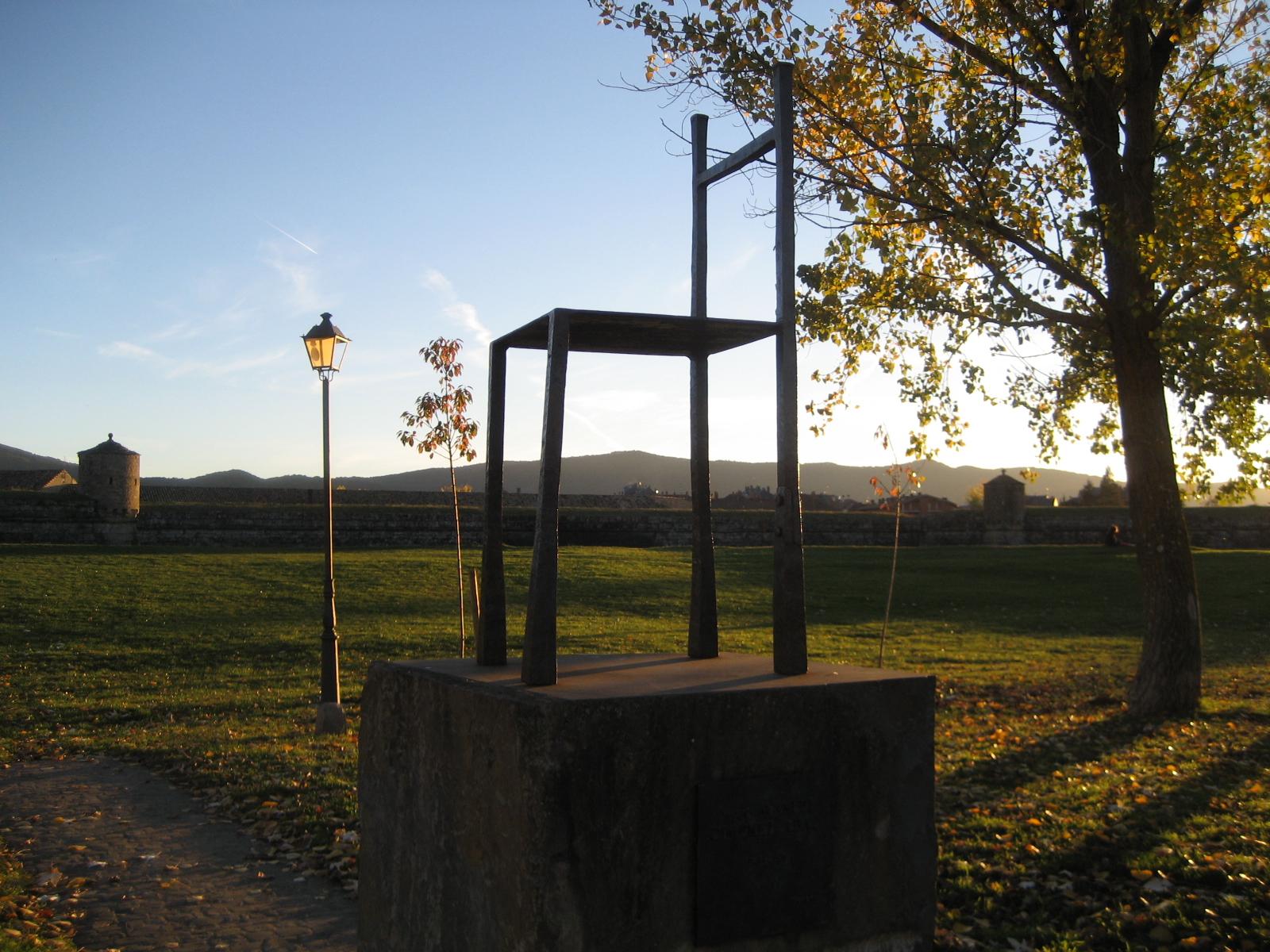 El bosque de trimbolera la silla vac a - La silla vacia ...