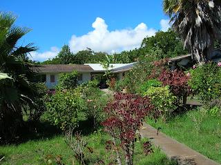 Hostal Chez Cecilia, Isla de Pascua, Easter Island, vuelta al mundo, round the world, La vuelta al mundo de Asun y Ricardo