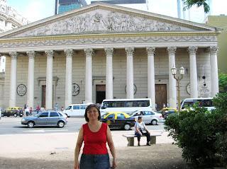Catedral Metropolitana, Buenos Aires, Argentina, vuelta al mundo, round the world, La vuelta al mundo de Asun y Ricardo