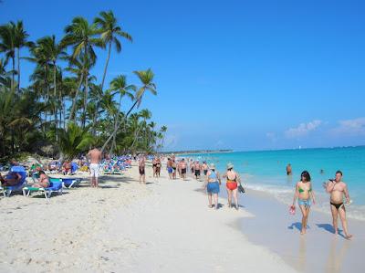 Playas Caribe Punta cana, República Dominicana, beaches caribbean Punta Cana, Dominican Republic, plages Caraïbes Punta Cana, République Dominicaine vuelta al mundo, round the world, La vuelta al mundo de Asun y Ricardo