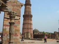Qutab Minar, nueva delhi, india, vuelta al mundo, round the world, información viajes, consejos, fotos, guía, diario, excursiones