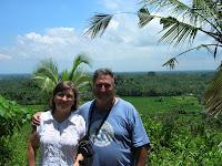 Paisaje en Bali, Indonesia, vuelta al mundo, round the world, La vuelta al mundo de Asun y Ricardo
