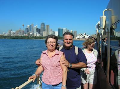 Bahía de Sidney, Sidney, Sydney, Australia, vuelta al mundo, round the world, La vuelta al mundo de Asun y Ricardo