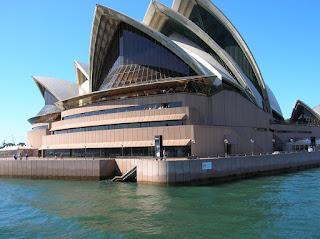 Opera House, Sidney, Sydney, Australia, vuelta al mundo, round the world, La vuelta al mundo de Asun y Ricardo