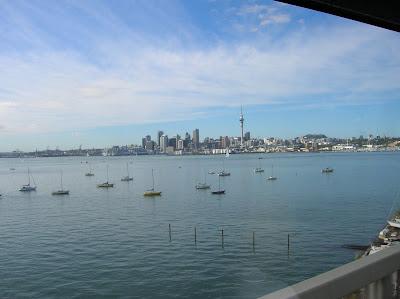 Vista panorámica de Auckland, Nueva Zelanda, vuelta al mundo, round the world, La vuelta al mundo de Asun y Ricardo
