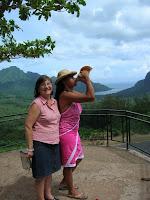 Mirador de elvedere, Moorea, Polinesia Francesa, vuelta al mundo, round the world, La vuelta al mundo de Asun y Ricardo
