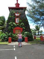 Tumba del rey Pomare V, Tahití, Polinesia Francesa, vuelta al mundo, round the world, La vuelta al mundo de Asun y Ricardo