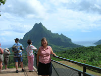 Bahía de Opunahu, Moorea, Polinesia Francesa, vuelta al mundo, round the world, La vuelta al mundo de Asun y Ricardo