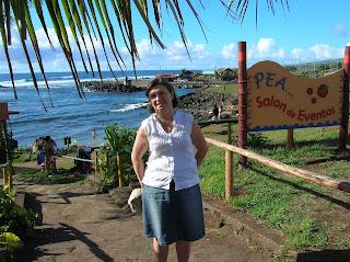 Puerto Hanga Roa. Isla de Pascua, Easter Island, vuelta al mundo, round the world, La vuelta al mundo de Asun y Ricardo