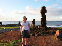 Moai, Isla de Pascua, Easter Island, vuelta al mundo, round the world, La vuelta al mundo de Asun y Ricardo