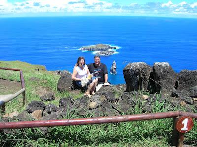 Islas Hombrepájaro, Isla de Pascua, Easter Island, vuelta al mundo, round the world, La vuelta al mundo de Asun y Ricardo