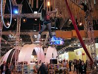 Espectáculo, circo, fitur, vuelta al mundo, round the world, La vuelta al mundo de Asun y Ricardo, mundoporlibre.com