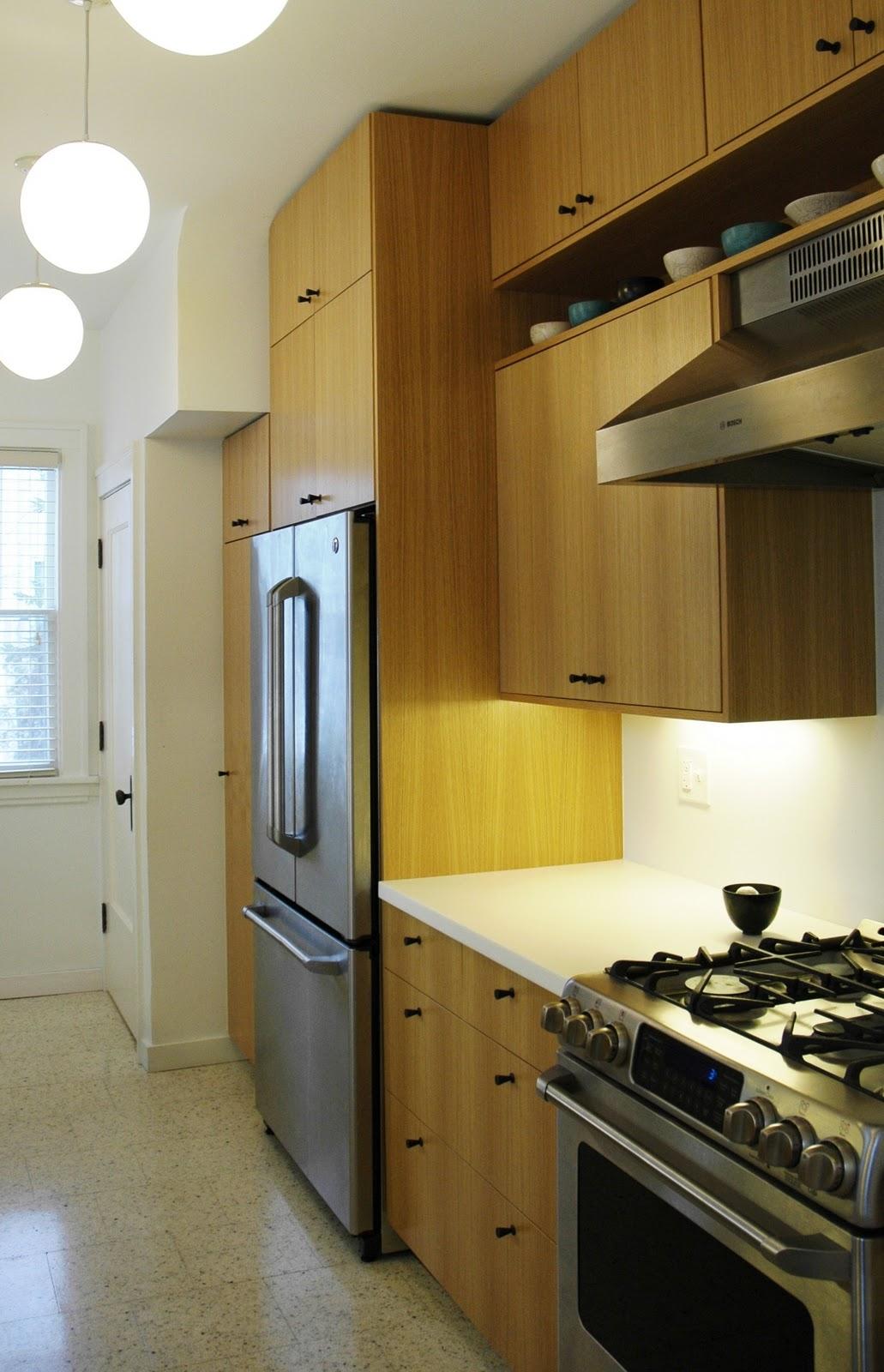 Swainhart Tresch Ultra Custom Ikea Galley Kitchen