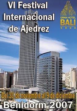 I Torneo Internacional de Ajedrez Avanzado (Tecnológico) 1