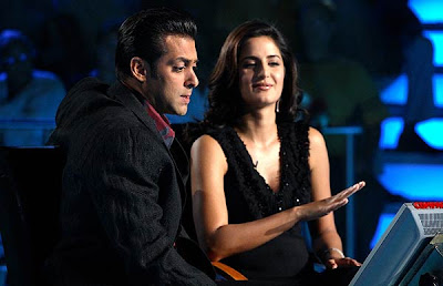 Blog of Salmankhan, Salmankhan with Katrina kaif in 10 ka dum TV serial