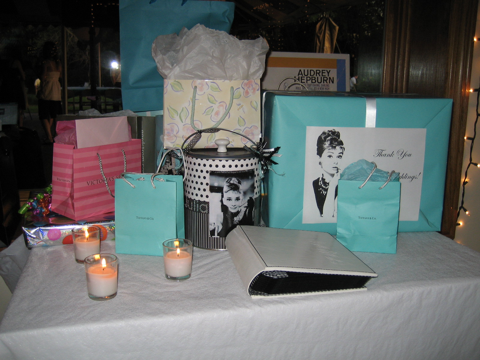 shindigz by liz  breakfast at tiffany u0026 39 s  sweet 16 party