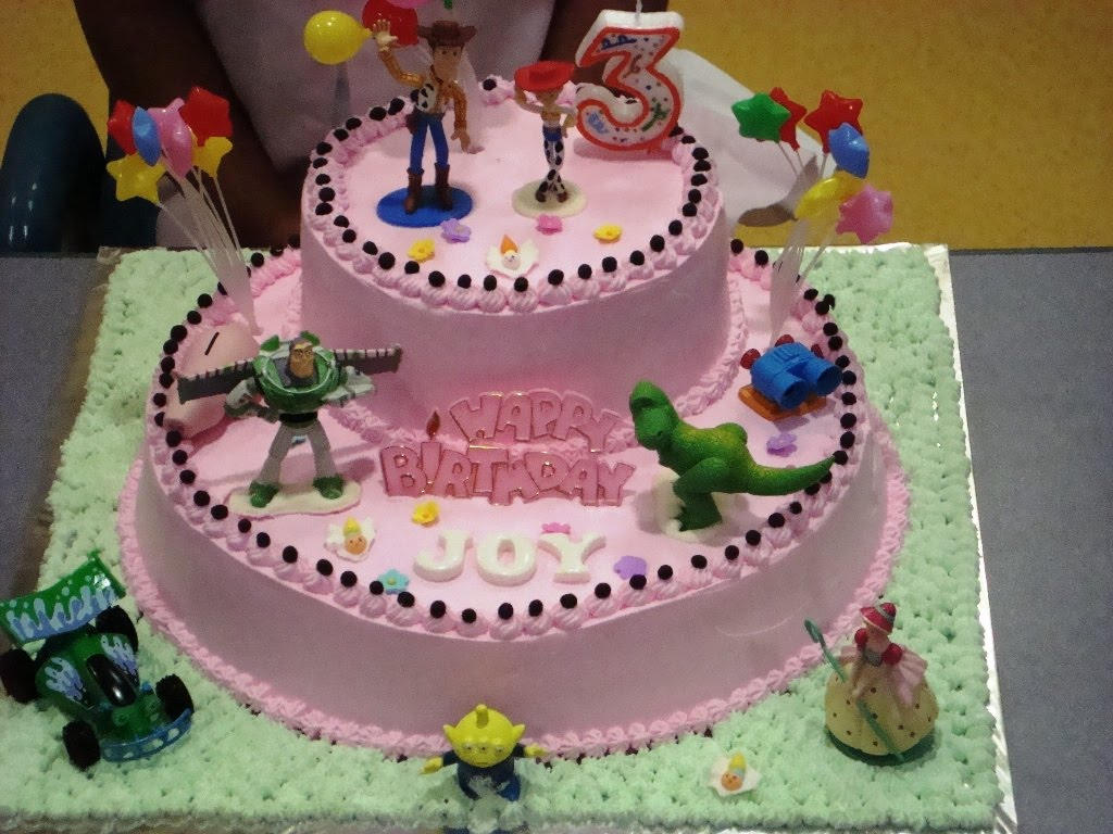 Haven Bakery Joy Birthday Part 3 Toy Story Cake