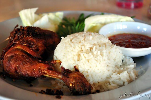 be indulged...: RJ Ayam Penyet Kopitiam