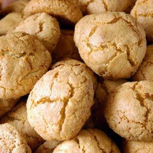 Ricette dolci e torte ricetta amaretti for Ricette dolci sardi
